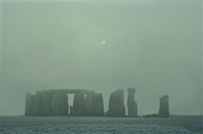 29  Stonehenge Freezing Fog