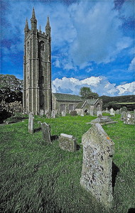 15  Widdecombe Church Devon