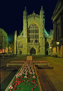 14  Bath Abbey Remembrance