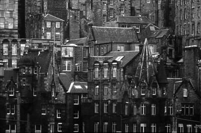 1207 Edinburgh Old Town