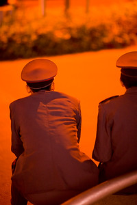 "Wed 28 Nov - ""Red Guards"" of Shenzhen"