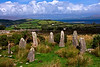 Stone Circle, Ardgroom, Beara Peninsula