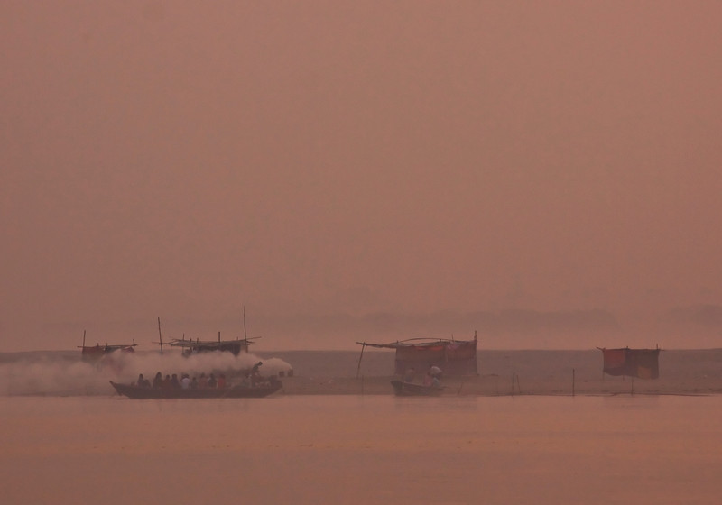 Across the Ganges, Varanasi