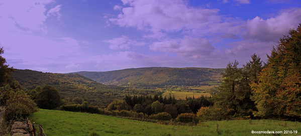 Wye Valley View from St. Briavels