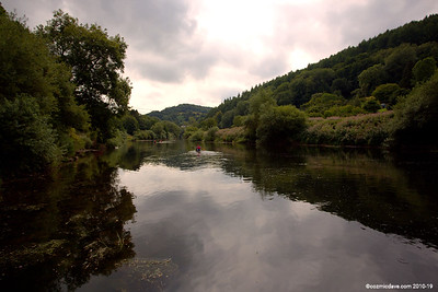 River Wye close to Redbrook 004 (August 2015)