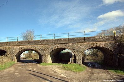 Bull Pill Railway Bridge