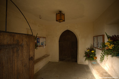 Entrance, Church Of St Mary