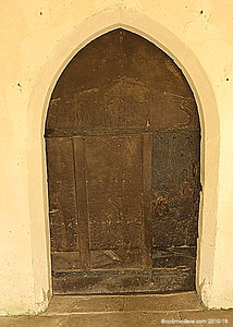 Door Entrance, Church Of St Mary