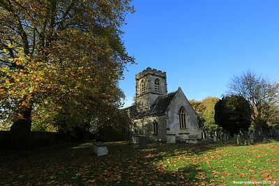 St. Swithun's Church, Hempsted, 002