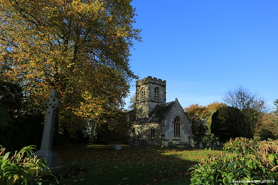 St. Swithun's Church, Hempsted, 001