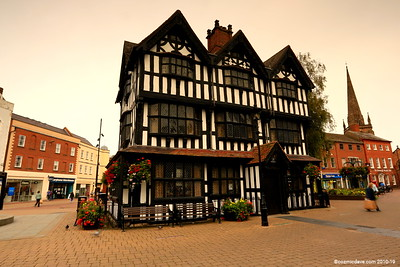 The Old House, Hereford 002