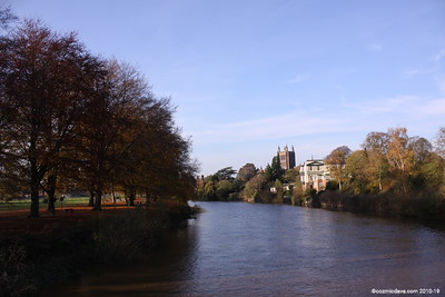 River Wye at Hereford 005