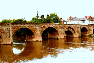 River Wye at Hereford 008
