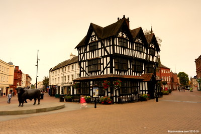 The Old House, Hereford 003