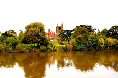River Wye at Hereford 002