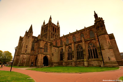Hereford Cathedral 001