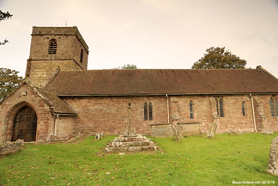 St. Cuthbert's Church, Holme Lacy