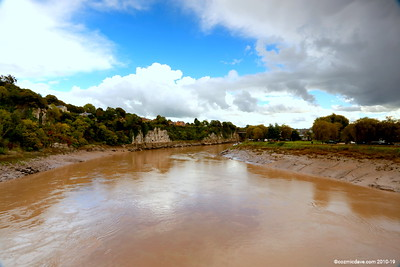 River Wye at Chepstow 005 (October 2014)