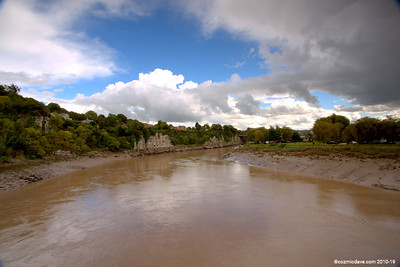River Wye at Chepstow 004 (October 2014)