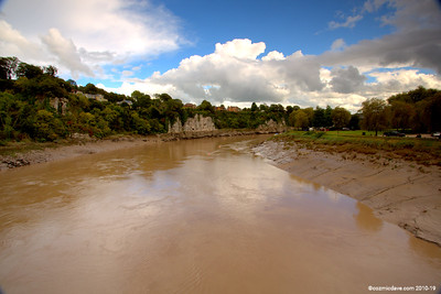 River Wye at Chepstow 003 (October 2014)
