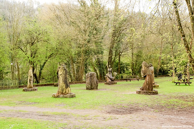 The Circle of Legends, Tintern Old Station