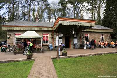 The Old Station, Tintern