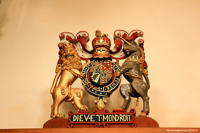 Coat Of Arms of Charles II