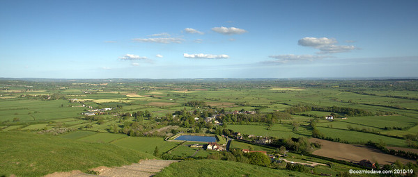 Views from Glastonbury Tor 102