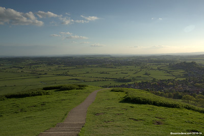 Views from Glastonbury Tor 107