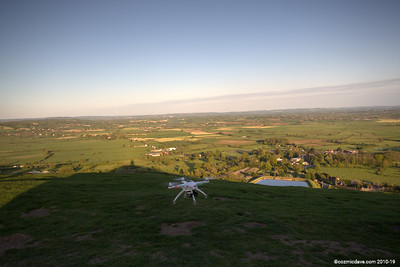 Views from Glastonbury Tor 108