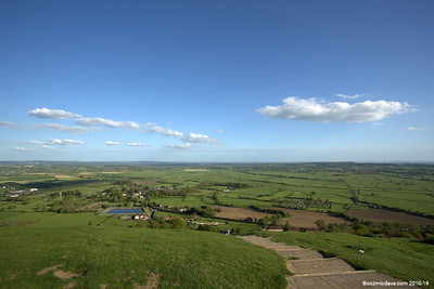 Views from Glastonbury Tor 104