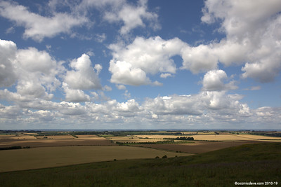 View from The Ridgeway at Hackpen Hill 006