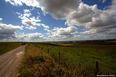 View from The Ridgeway at Hackpen Hill 003