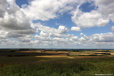 View from The Ridgeway at Hackpen Hill 002
