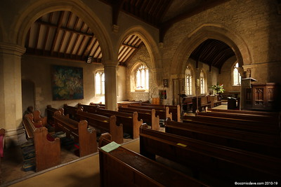 Holy Cross : Church End, Wilcot, Wiltshire, SN9 5PJ