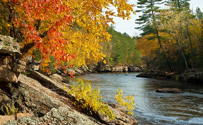 Kettle River, Banning State Park, MN