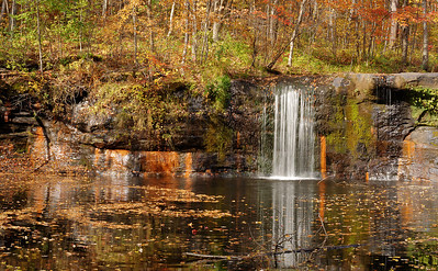 Wolf Creek Falls, Banning State Park, MN