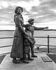 Cobh Heritage Center Statue