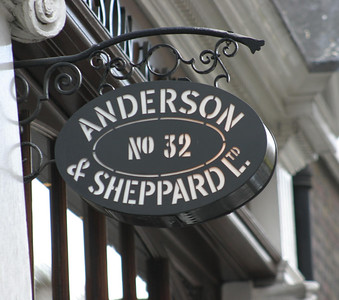 Anderson & Sheppard UK