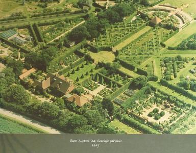 Vicarage Gardens, Norfolk UK 8.07