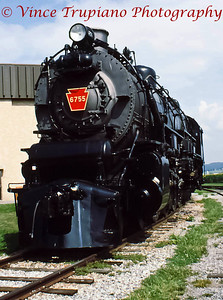 PRR 4-8-2 M1b Mountain