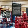 Steam Fire Pump