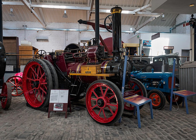 1906 Marshall Steam Traction Engine 'Pearl'