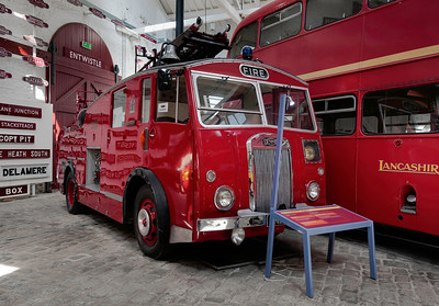 Dennis F12 Fire Engine