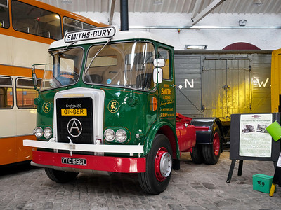 1973 Atkinson Tractor Unit
