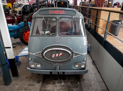 1962 ERF Lorry