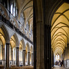 Salisbury Cathedral, nave and aisles