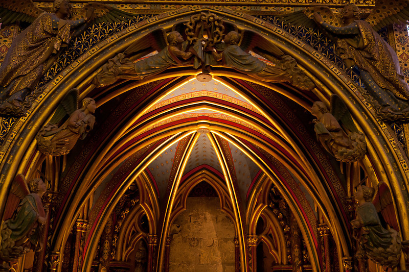 Sainte Chapelle 19354