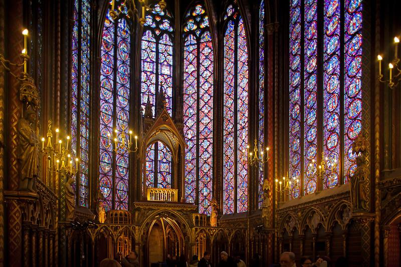 Sainte Chapelle 19376
