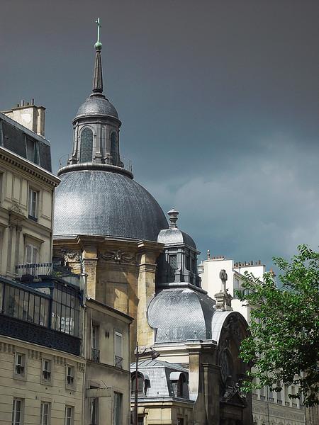 St Paul & St Louis, Paris
